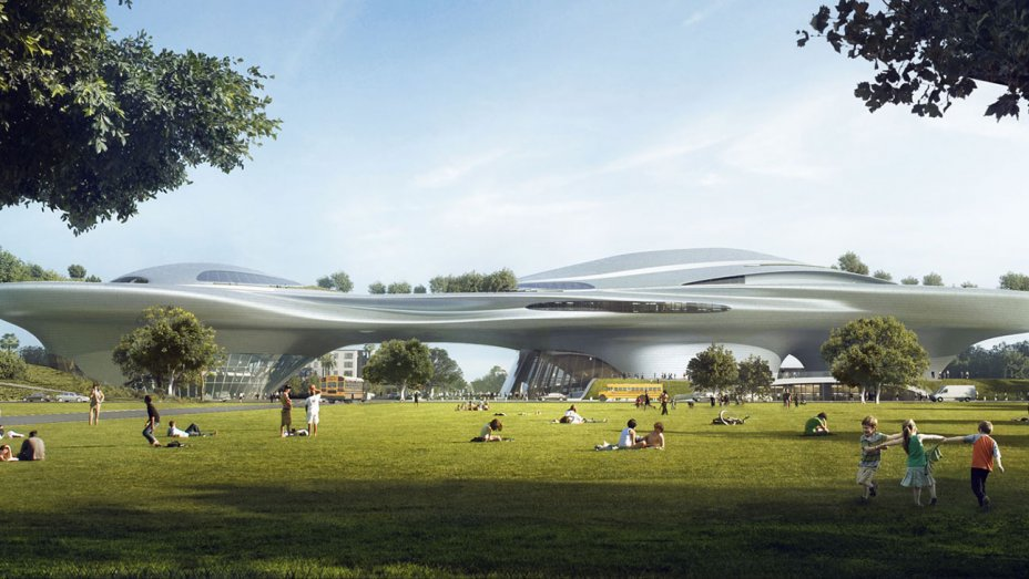 The Lucas Museum in L.A. will be entering into a crowded field of cultural institutions https://t.co/gjky8dUWYq https://t.co/4gr67jp2Wp