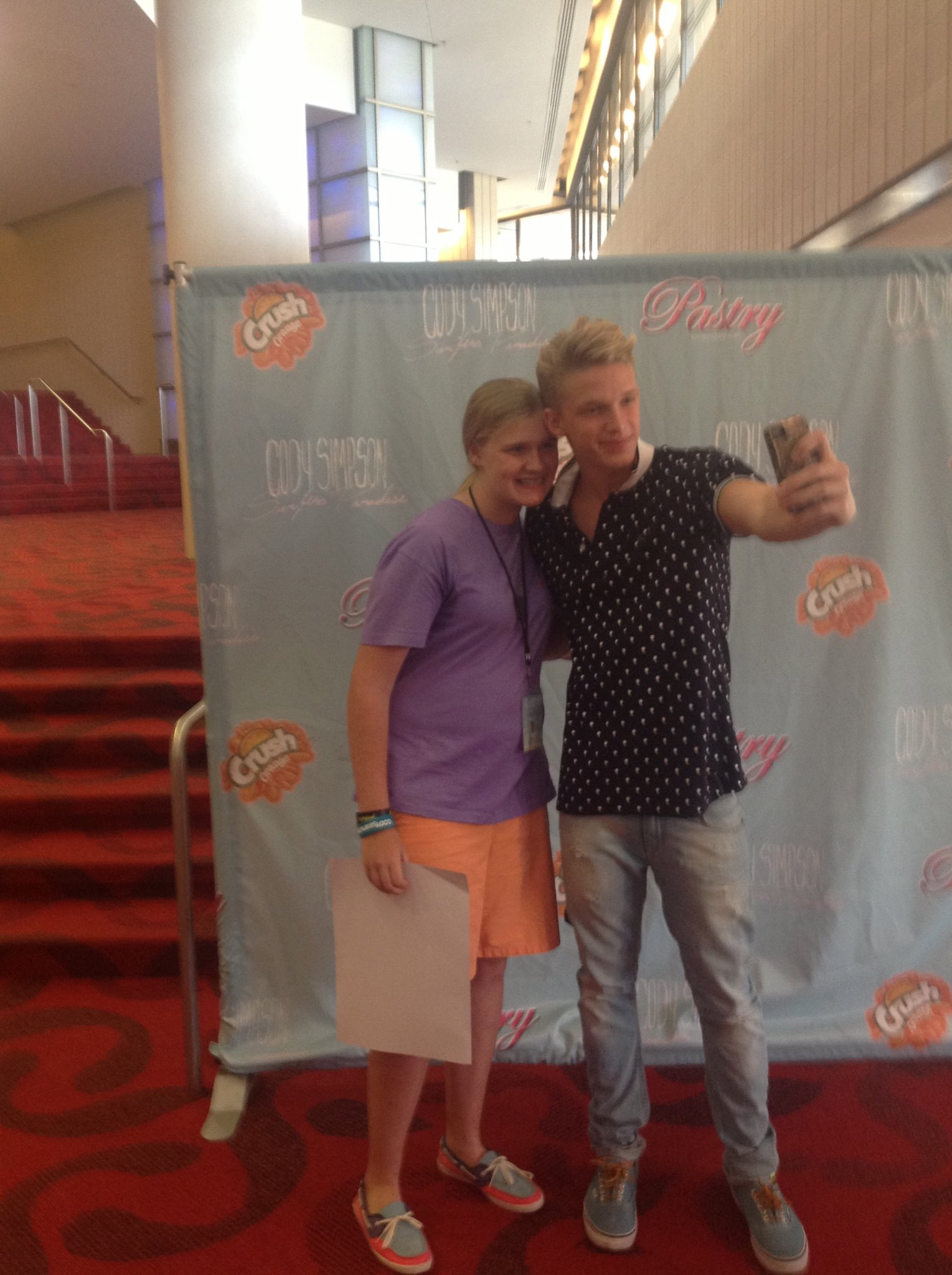 HAPPY BIRTHDAY CODY SIMPSON. GCF FOREVER. I LIKE THIS RIGHT HERE. ANGELS AND GENTLEMAN FOR LIFE.