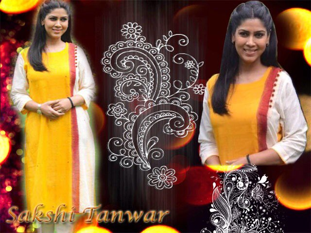 Happy Birthday Sakshi Tanwar