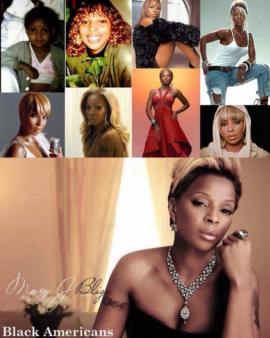 Happy Birthday Mary J Blige