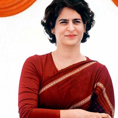 Happy Birthday to Smt.Priyanka Gandhi Ji..