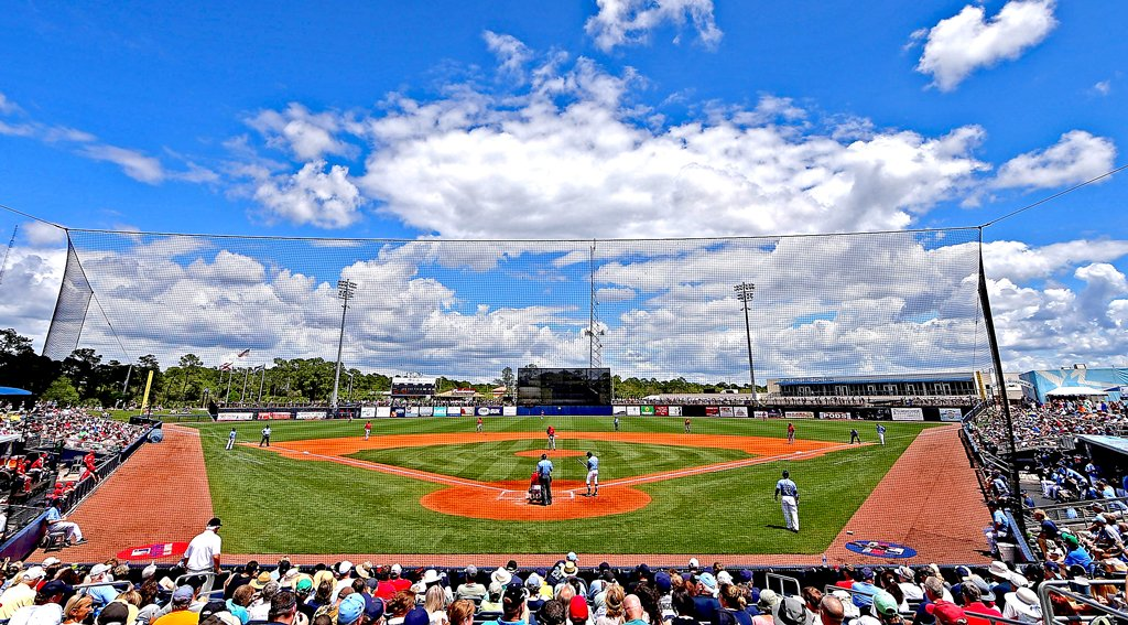 Another day closer to blue skies and baseball … #SpringTraining https://t.co/8JmxINF1vU