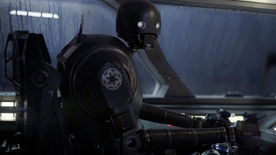How the scene-stealing droid K-2SO from #RogueOne: A @starwars story was created: https://t.co/mx9AfKFwVv https://t.co/mcU7qYivtI