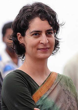 Wishing Hon. Priyanka Gandhi ji a very Happy birthday.