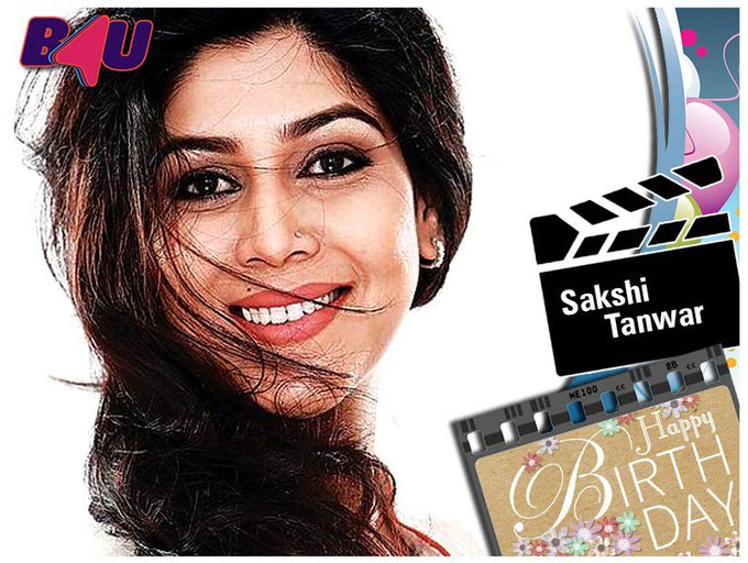 We wish Sakshi Tanwar a very happy birthday!