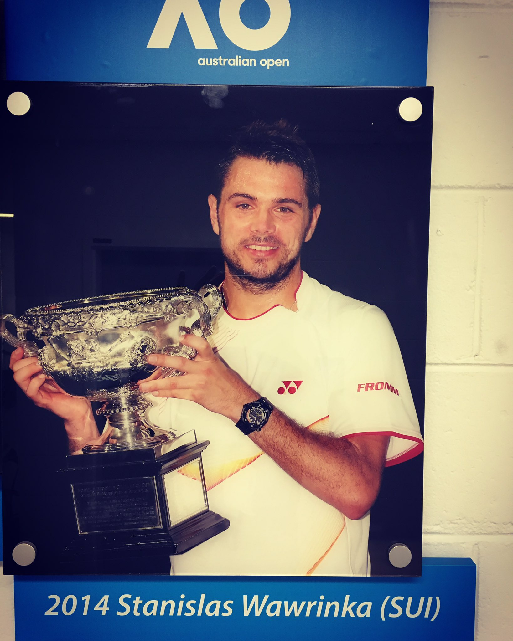 ��������2014�� @AustralianOpen https://t.co/0M5p8EtdJT