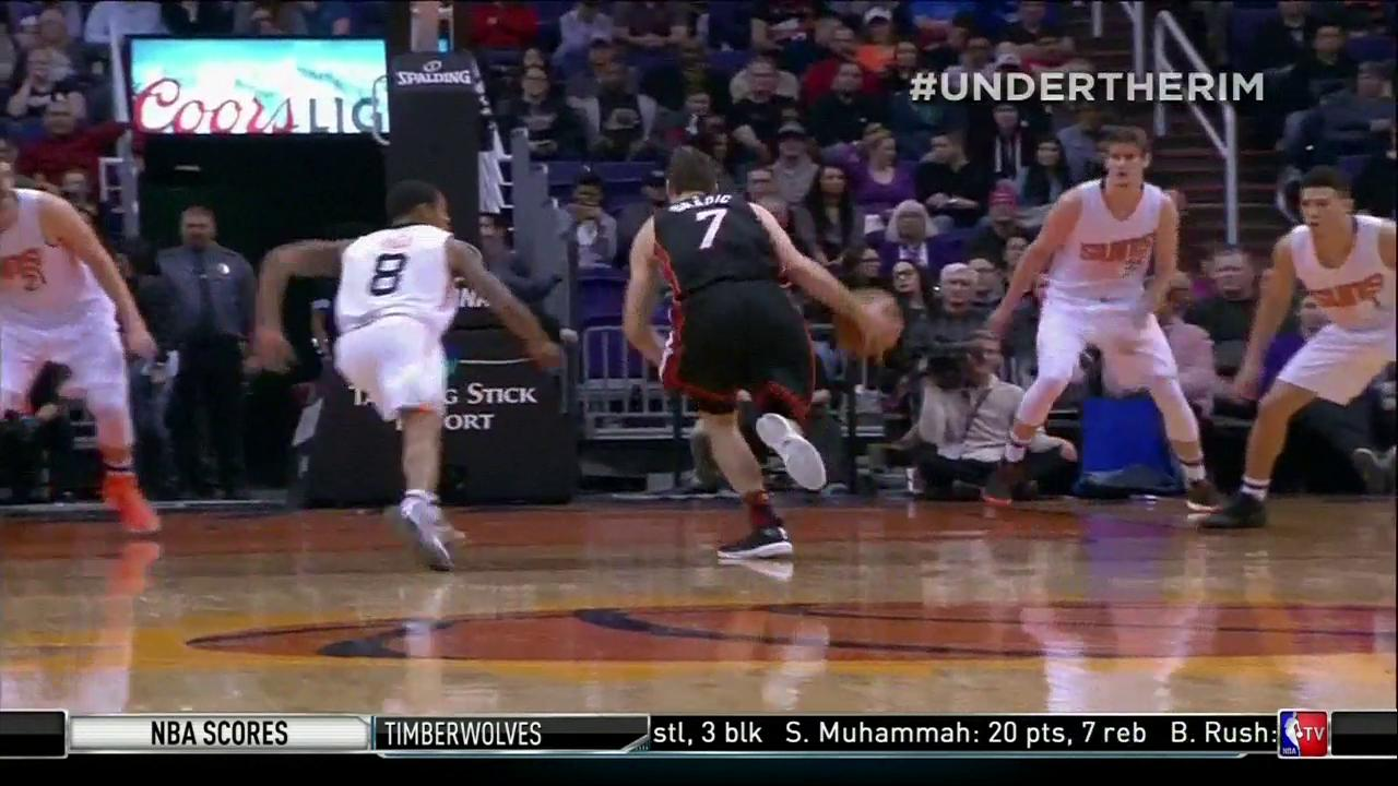 .@steve21smith presents the Top 5 Plays #UnderTheRim! �� https://t.co/jt0h4pNULn