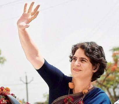 Happy birthday.. Priyanka Gandhi Ji