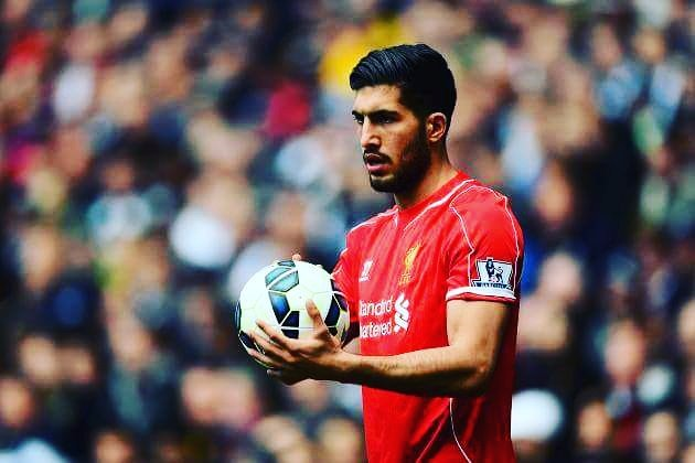 Happy Birthday Emre Can <3