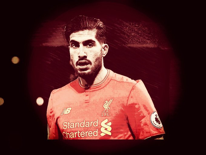 - Happy birthday to Emre Can, who turns 23 today!