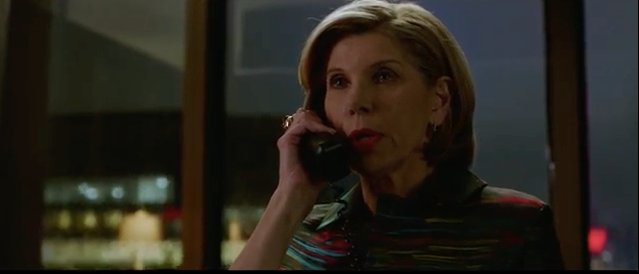 On CBS' Good Wife spinoff, Diane Lockhart will finally get to drop an F-bomb: https://t.co/rpNX74WeEC https://t.co/yjsiPEfwEJ