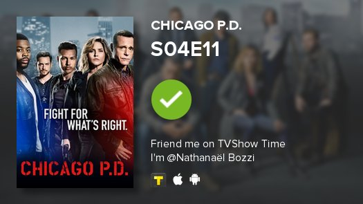 #ChicagoPD: Chicago PD