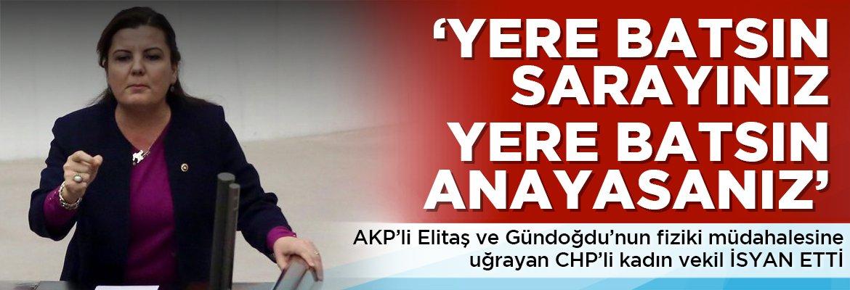 CHP'li Fatma Hürriyet Kaplan
