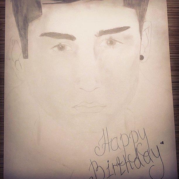 Happy birthday dear Zayn Malik!