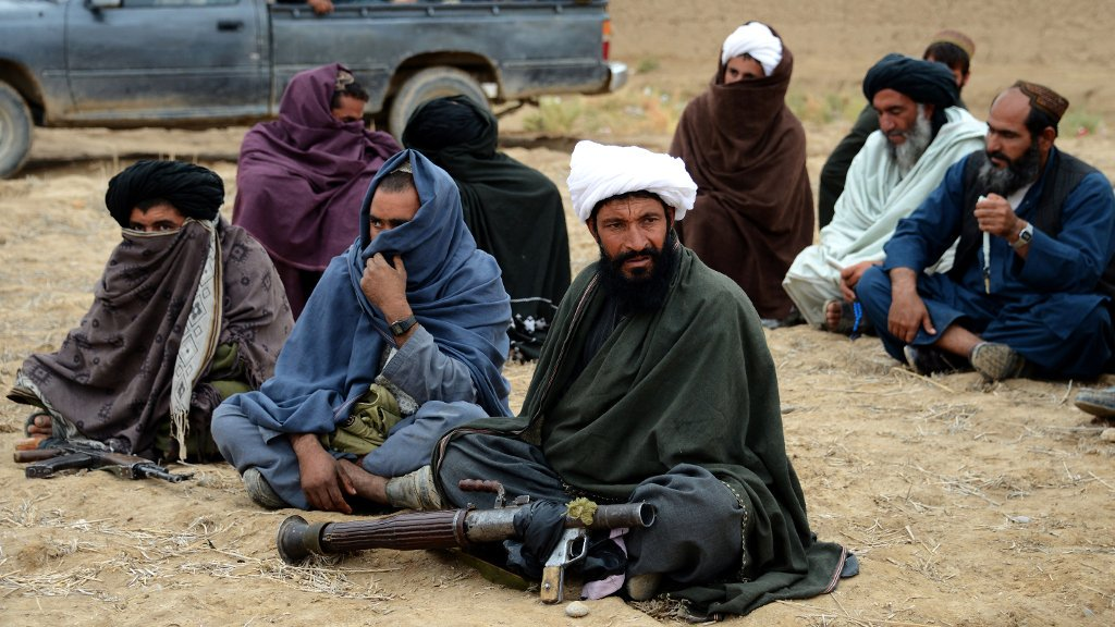 Hostages beg Trump to negotiate release in Taliban video