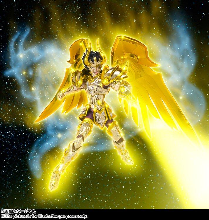 【祝】1月12日は山羊座の黄金聖闘士・シュラの誕生日!「聖闘士聖衣神話EX カプリコーンシュラ(神聖衣)」は一般店頭にて