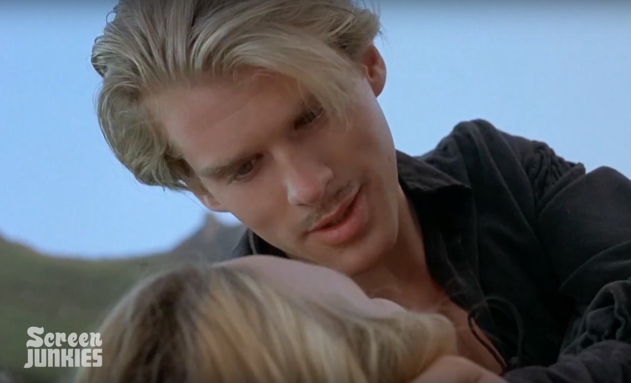 Even the Honest Trailer for The Princess Bride gushes about The Princess Bride: https://t.co/T7aXF2pmr9 https://t.co/QTKfa09a6L