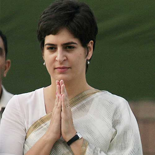 Happy birthday to one of my favorite leaders Priyanka Gandhi ji