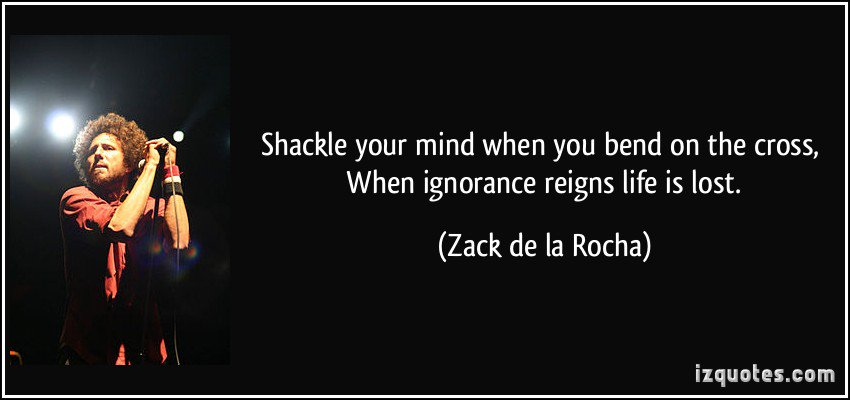 HAPPY BIRTHDAY   Zack De La Rocha