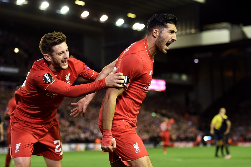 Happy Birthday, Emre Can!