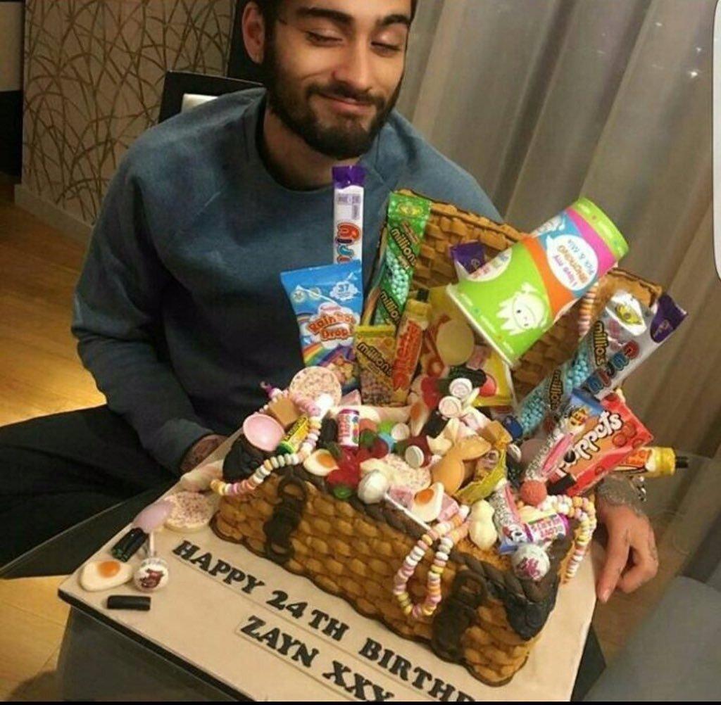 Happy 24th Birthday Zayn Malik