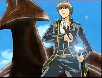 ふと思いついたんだけどさ、お亮が銀魂実写でカブトムシ回やったって言ってたじゃん。アニメでは鈴村さんネタで沖田が「もう倒し
