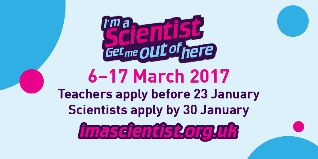 Take a look at what we have coming up during @ScienceWeekUK this March! https://t.co/QmdpENLxSS #IASUK #IAEUK #BSW17 https://t.co/YcCX6y0T6X