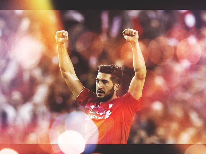 Happy Birthday Emre Can!!
