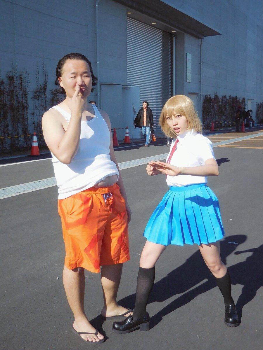 大っ嫌いで大好きな私のクソオヤジお写真:藤代さん( )#TOBEHERO   #C91
