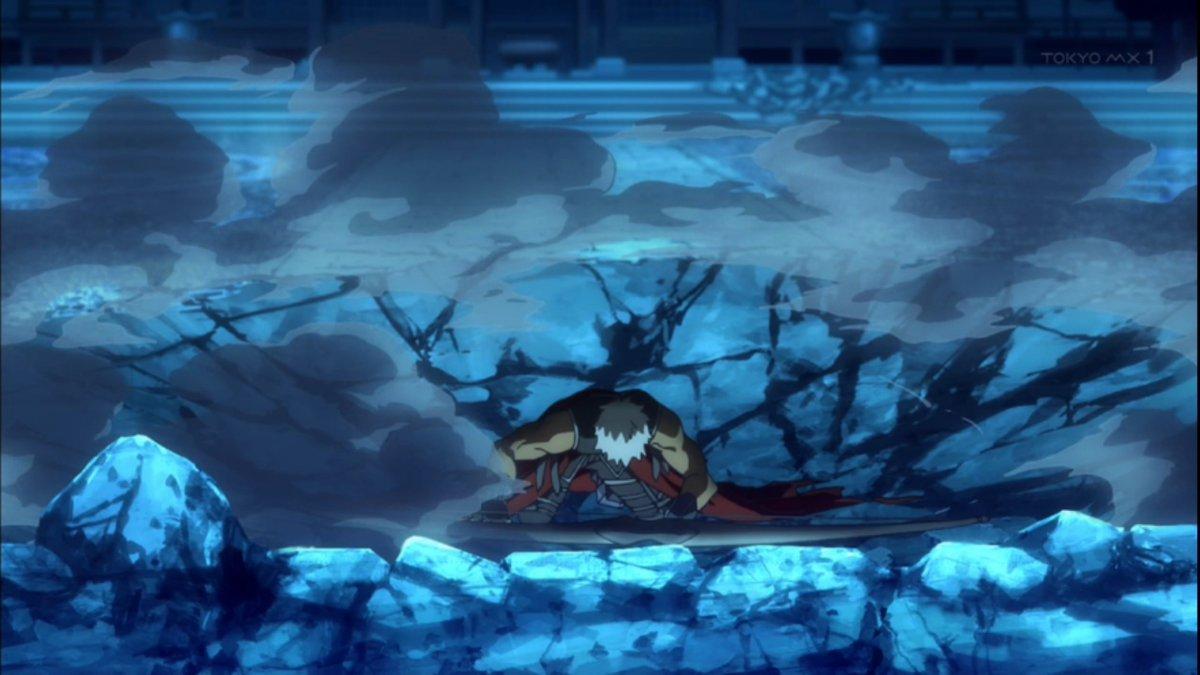 ←アーチャー→アヴェンジャー#FGOアニメ #FateGO #FGO #gate_anime #ゲート #GATE