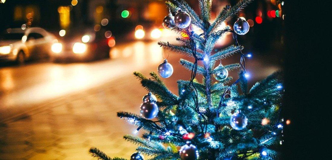Открытие городской новогодней елки 31 декабря 2016 ч2