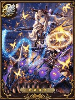 聖戦ケルベロス ()のホワイト召喚で「冥操獣姫ジャンナルシア」を召喚した!