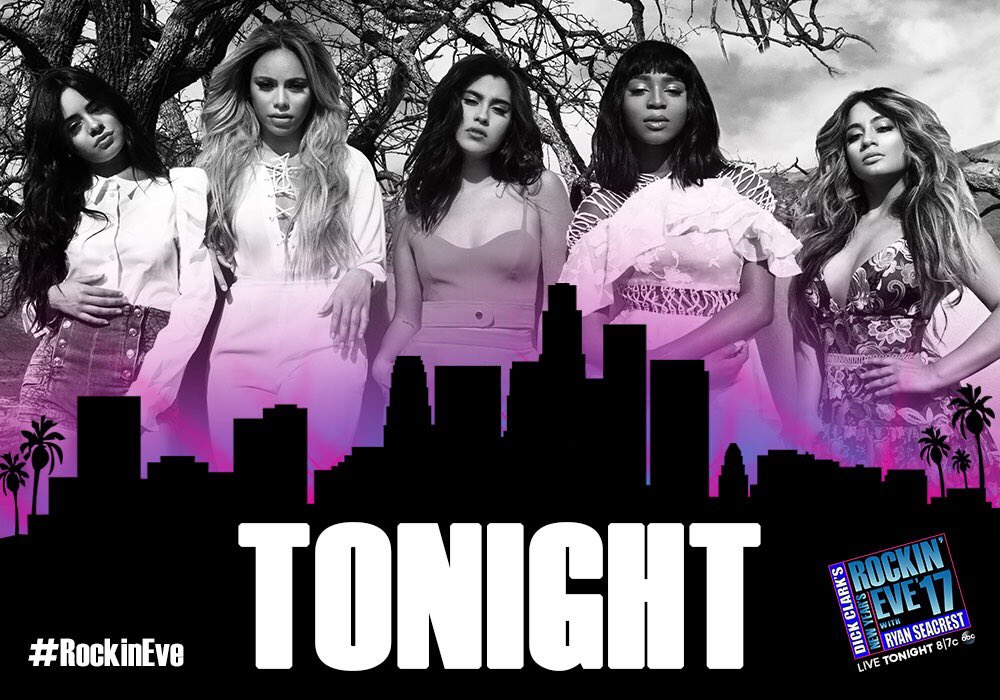 Ring in the new year with us on @NYRE, tonight at 8pm ET/PT on ABC! ��✨ #RockinEve #Harmonizers2017 https://t.co/DPWyGTYS1o