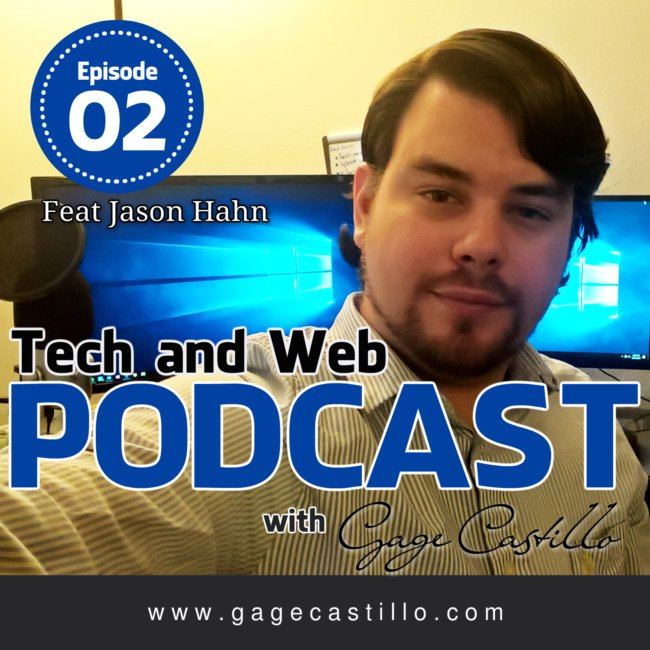 Make sure to check out episode 2 of my podcast featuring @SSJASON ! 