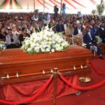 Leaders fail to abstain from politicking at John Keen funeral