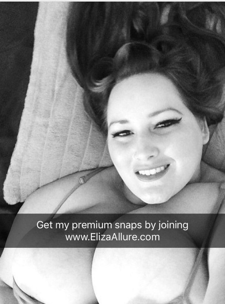 #snapchat #Bbw #elizaallure join now only $19.99/month eyVrl3fipZ