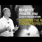 Ohio Linux Fest 2016: Nagios' Ethan Galstad: Becoming the Next Tech Entreprenuer - Dauer: 55 Minuten