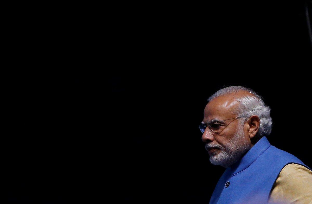 Indian PM Modi defends cash recall, announces new economic initiatives