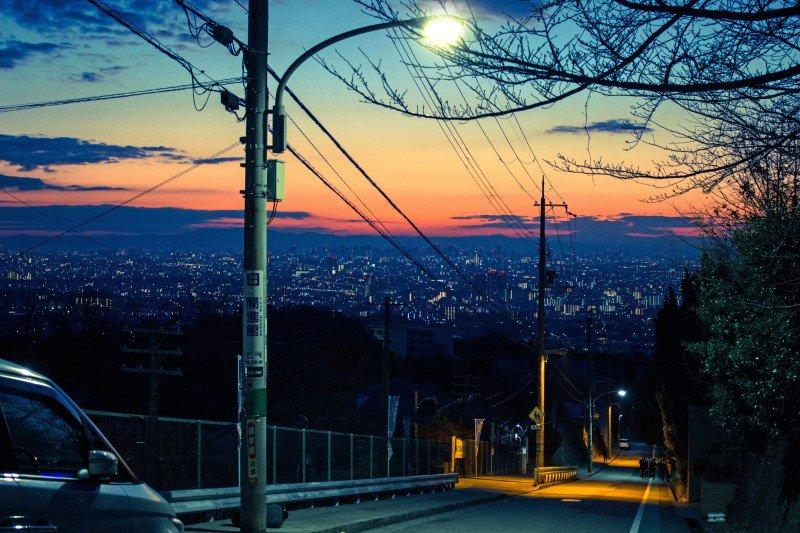 明けましておめでとうございます。ブログに今朝の「北高の初日の出」を公開しました。 #haruhi #涼宮ハルヒの憂鬱 #