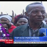 Childhood friends who topped class through their primary school days emerge top in KCSE in Baringo