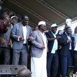 Musalia Mudavadi crowned as Luhya spokesperson
