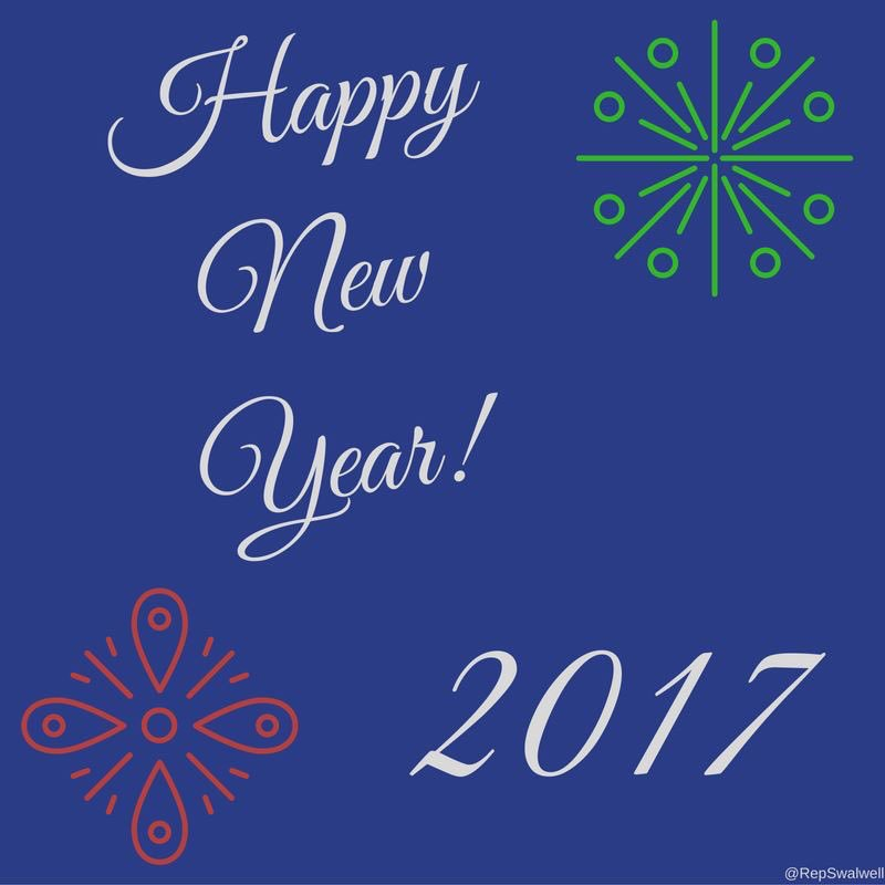 Wishing you all a happy, healthy 2017! https://t.co/ZCjsBzLaoD