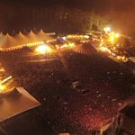 Horror stampede at music festival featuring London Grammar leaves 80 people injured