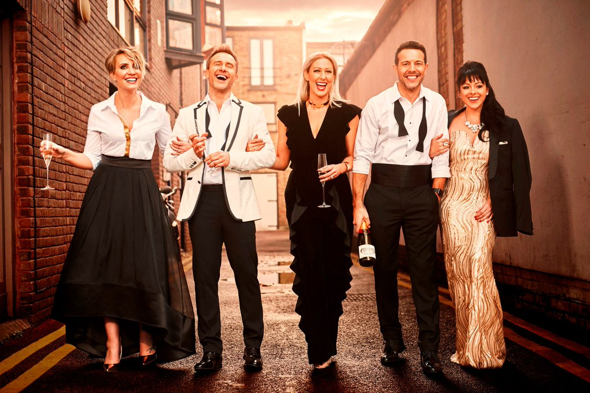Last night was SUCH fun!! 2017 is #20YearsOfSteps – here's to a big year ahead https://t.co/yElFqGKdsW