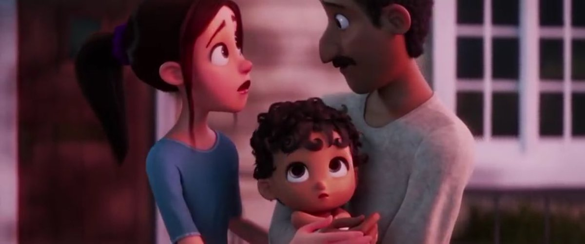 """I can't wait for all the racist and homophobic parents to take their kids to see the movie """"Storks"""" ❤️💛💚💙💜"""