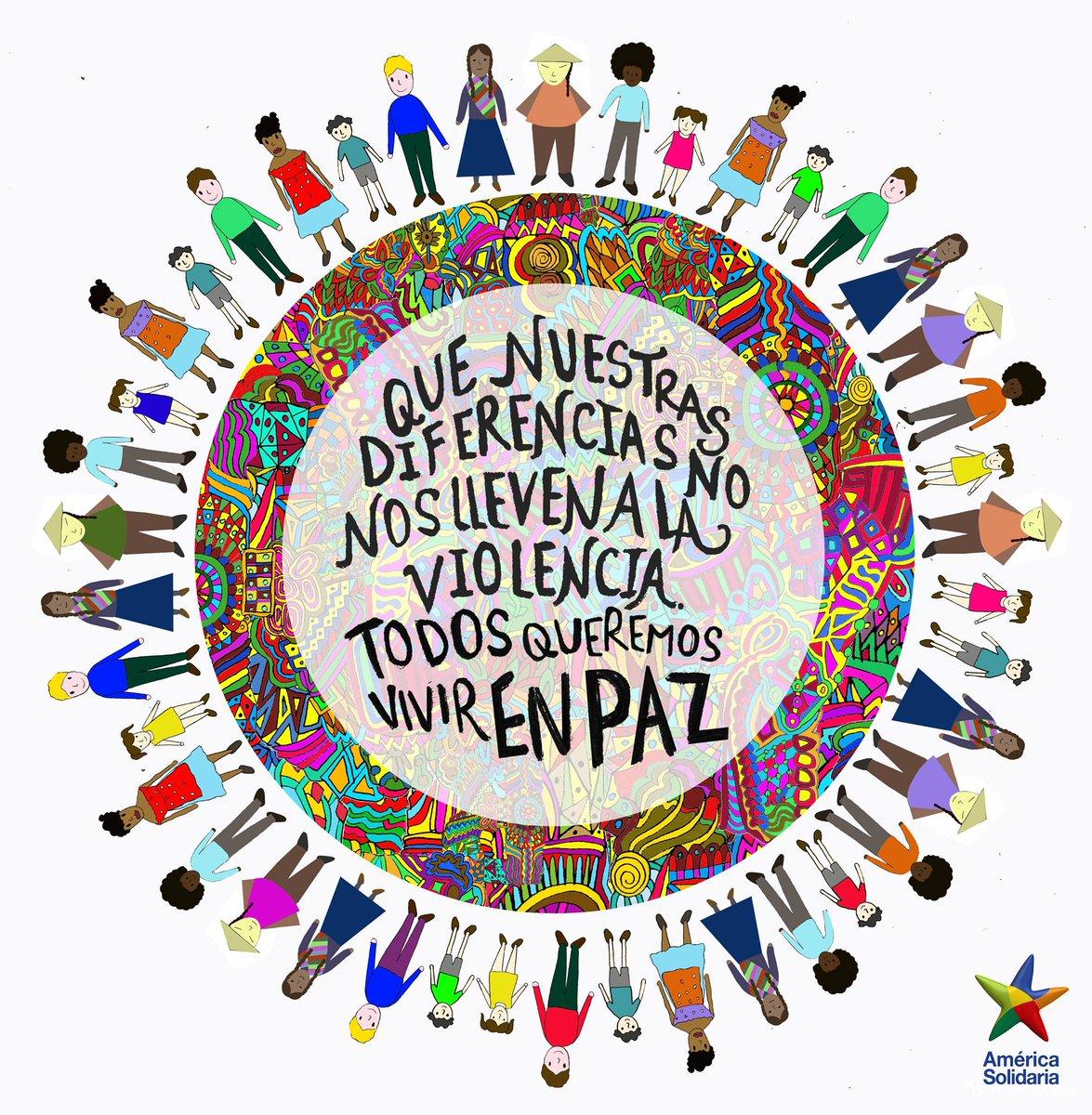 Nuestro llamado para este 2017 es a construir junt@s una mejor sociedad, sin discriminación,exclusión e injusticia! https://t.co/2o9puJYOh9