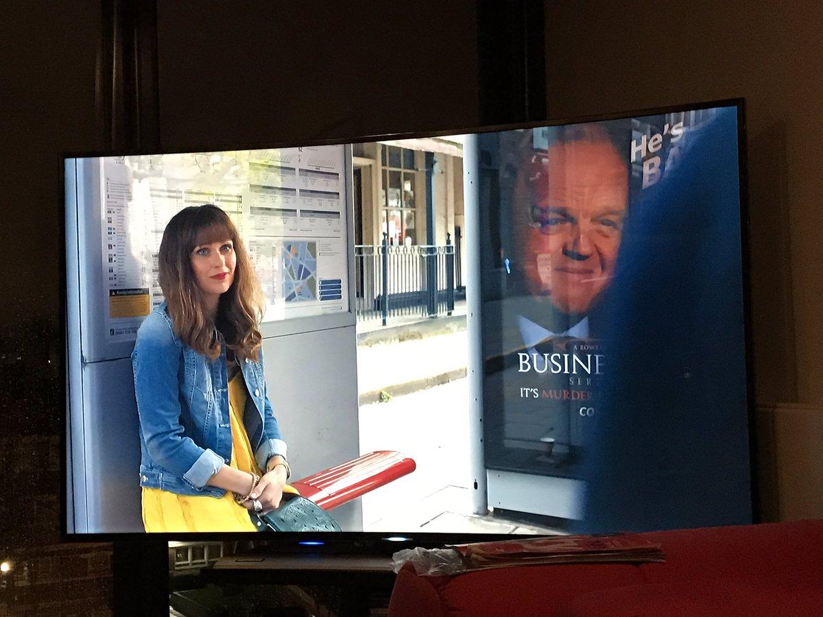Check out the bus stop poster... #Sherlock https://t.co/LFIwmuuxDU