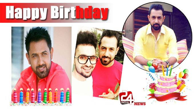 Happy Birthday to Gippy Grewal -