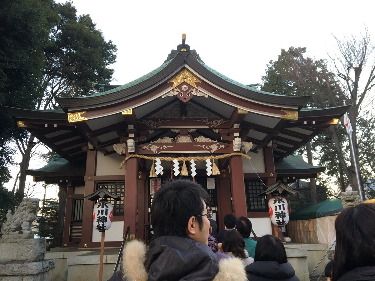 マジンボーンの主人公、竜神翔悟の実家(のモデル)の神社に初詣に行きました。まぁ近いのもあって、ここ数年はいつもここですが