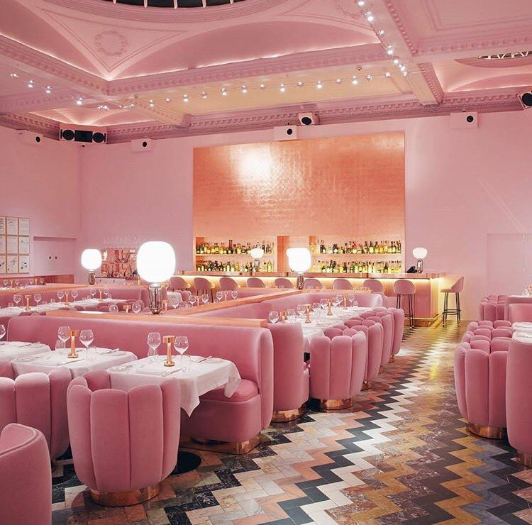 Sketch London's Most Glamorous Afternoon Tea